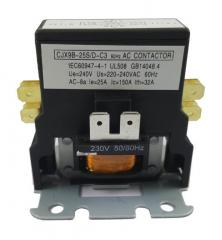 CONTACTOR YCK3-25/1 230V 50/50HZ 25A AIRE ACOND.